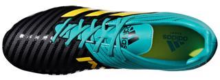 Adidas Malice SG Rugby Boots BLACK/AQUA%