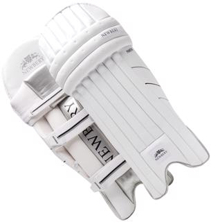 Newbery Phantom Batting Pads JUNIOR