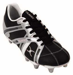 Gilbert Omega Low Soft Toe Rugby Boot%