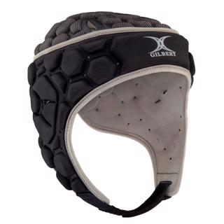 Gilbert Falcon 200 Rugby Headguard BLACK