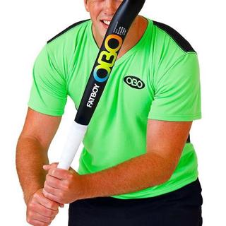Obo Tight Fit Hockey GK Smock, GREEN