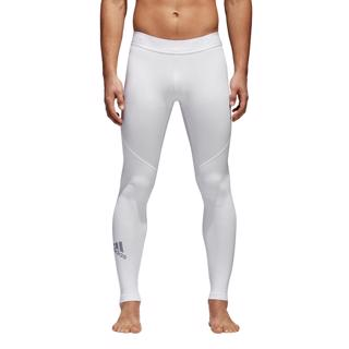 adidas Alphaskin Sport Long Tights WHITE