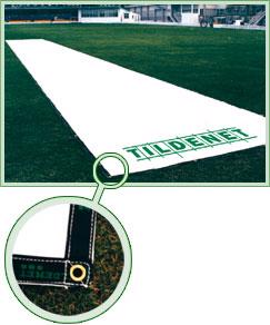 Tildenet Layflat pitch cover, 3.66m x%