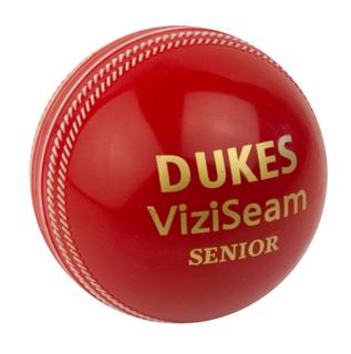 Dukes Viziseam Ball RED SENIOR