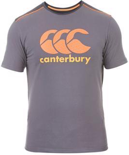 Canterbury Vapodri Cotton Large Logo Tee