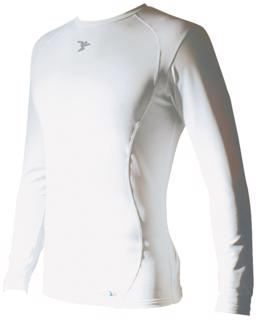 Precision Fit Crew Long Sleeve Base La