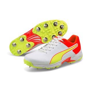 Puma 19.2 Cricket Spike Shoe WHITE/RED