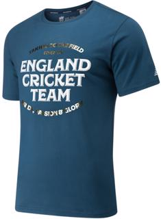 New Balance England Cricket Graphic Tee%