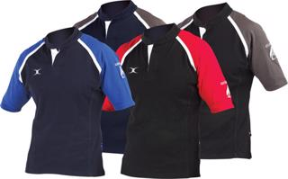 Gilbert Warrier Rugby Shirt - JUNIOR