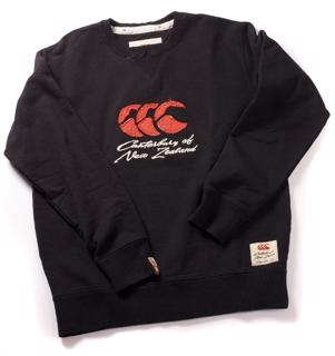 Canterbury 1970s Original Fleece Sweatshir