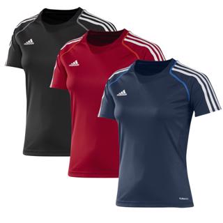 adidas T12 Climacool S/S Tee WOMENS