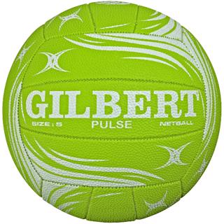 Gilbert Pulse Netball GREEN