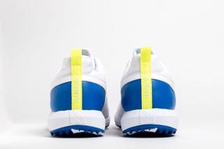 Payntr V Pimple Cricket Shoes BLUE
