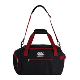 Canterbury Small Sports Bag BLACK/RED DH