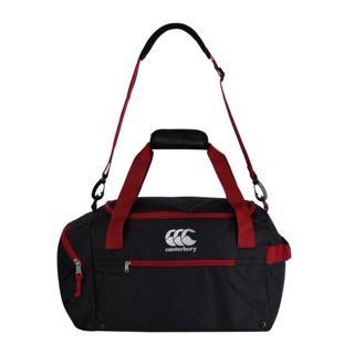 Canterbury Small Sports Bag BLACK/RED DH