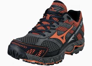Mizuno Wave Tarawera Trail