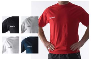 Kooga Basic Print T-Shirt JUNIOR