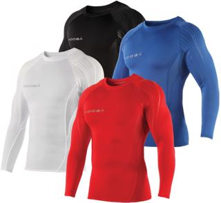 Kooga Power Shirt Pro Base Layer Top%2