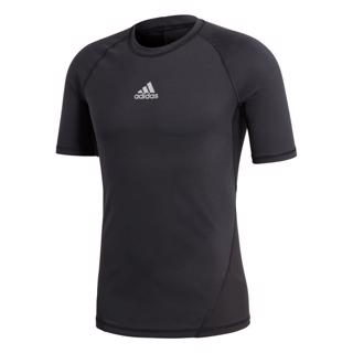 adidas Alphaskin Sport SS T-Shirt BLACK