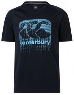 Canterbury Vapodri Poly Graphic Logo Tee