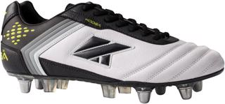 Kooga Mirage LCST Rugby Boot WHITE