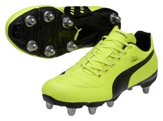 Puma EvoPOWER 4 H8 Rugby Boots YELLOW