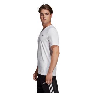adidas Essentials Plain Tee WHITE