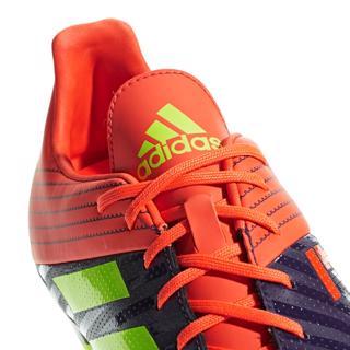 adidas MALICE FG Rugby Boots PURPLE/ORAN