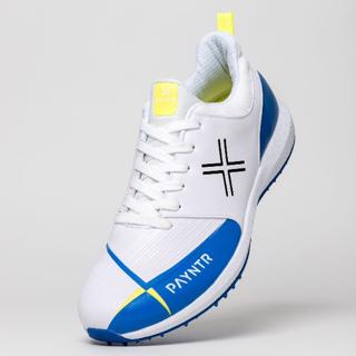 Payntr V Pimple Cricket Shoes BLUE