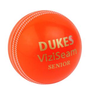 Dukes ViziSeam Ball ORANGE SENIOR