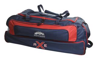 Newbery AXE Cricket Wheelie Bag
