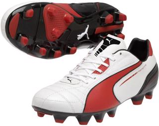 Puma Momentta FG Football Boots, WHITE