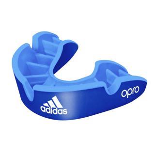 adidas OPRO Silver Mouthguard BLUE