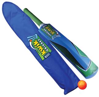 Kwik Cricket Bat & Ball Set
