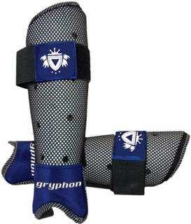 Gryphon Anatomic Hockey Shin Guards