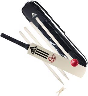 adidas BBS Cricket Set