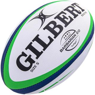 Gilbert Barbarian 2.0 Match Rugby Ball
