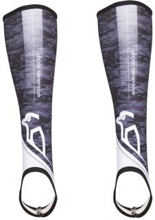 Kookaburra Shin Sleeves GREY DIGITAL
