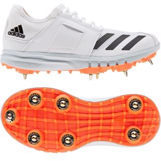 adidas Howzat Spike Cricket Shoe JUNIOR