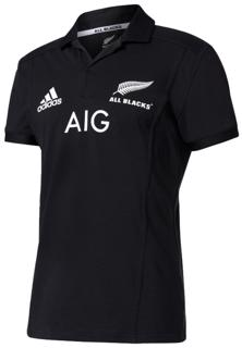 adidas NZ All Blacks Home Supporters J
