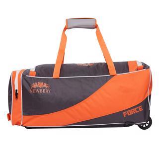 Newbery Force Cricket Wheelie Bag JUNIOR