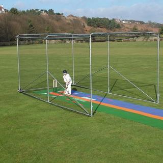Premier Portable Cricket Cage - Galvanis