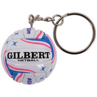 Gilbert Netball Keyring