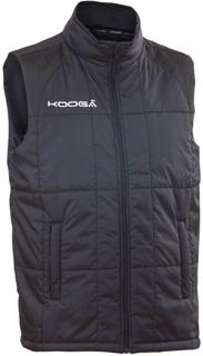 Kooga Elite Gilet BLACK JUNIOR