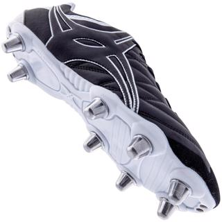 Gilbert Sidestep X9 8S Rugby Boots BLA