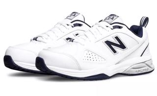 New Balance 624v4 Training Shoes WHITE