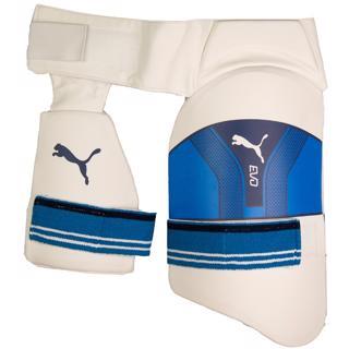Puma Evo Cricket Dual Thigh Pad AZURE%