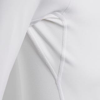 adidas Alpha Skin LS Tee WHITE, JUNI