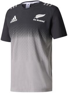 adidas All Blacks Cotton Graphic Tee G