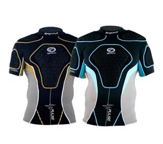 Optimum Pulse Rugby Body Protection Top